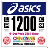 ritiro del pettorale per la 9° edizione Misano GP run anche sabato 22 febbraio!