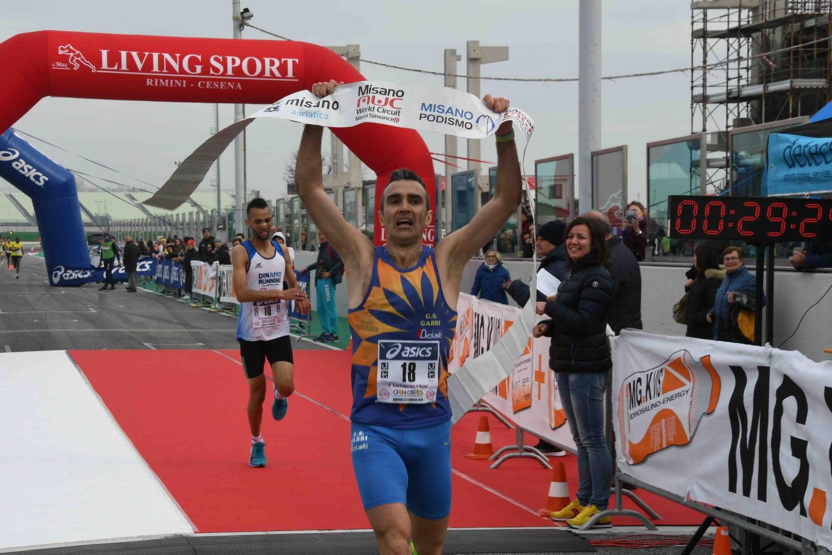 Misano GP Run 2020: un grande successo