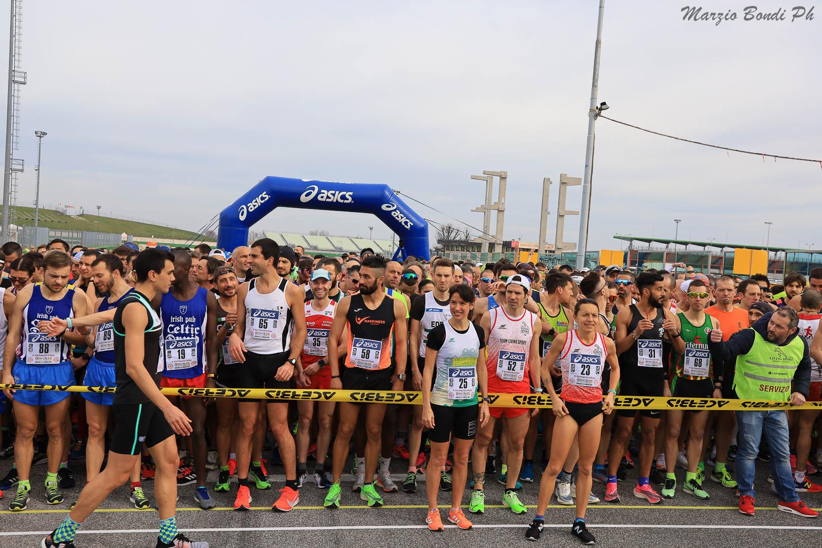 MGP run 2020 – il video della partenza